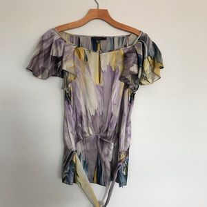 Ted Baker   Silk Blouse   Size 2